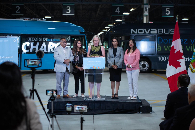 It's deja vu as Ottawa gives Brampton Transit $11 million toward electric buses