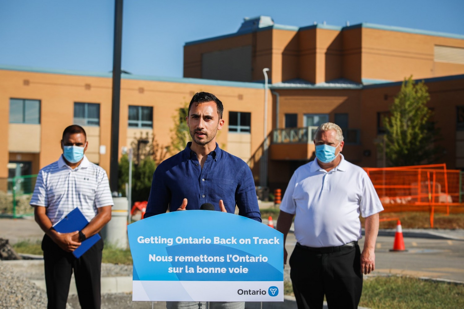 Lecce's back-to-school update creates more confusion; funds to be 'unlocked' only a drop in the bucket