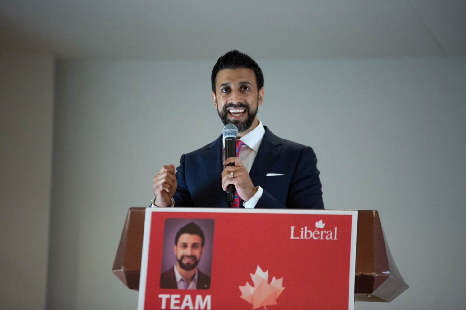 Maninder Sidhu's silence in the House of Commons