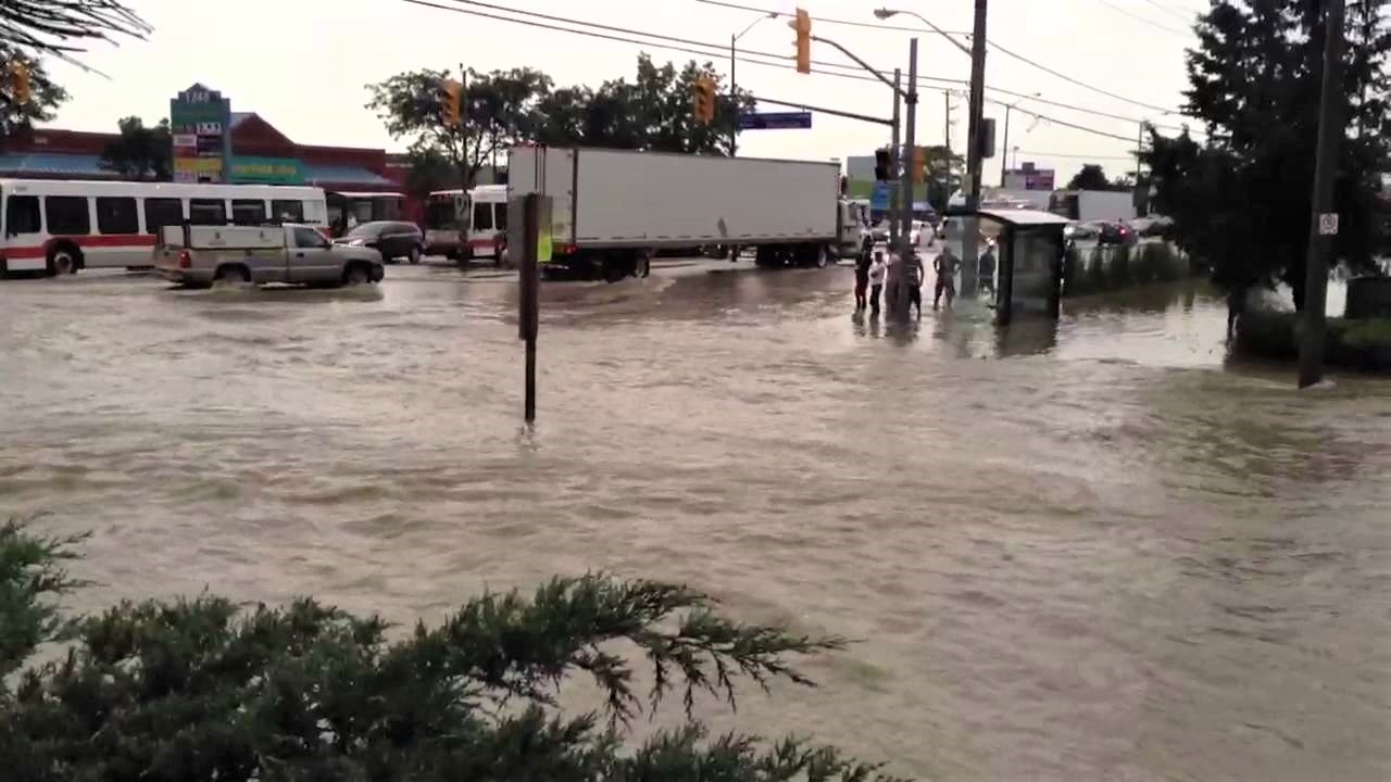 Mississauga flood study shows dire need for cities to prepare for climate change