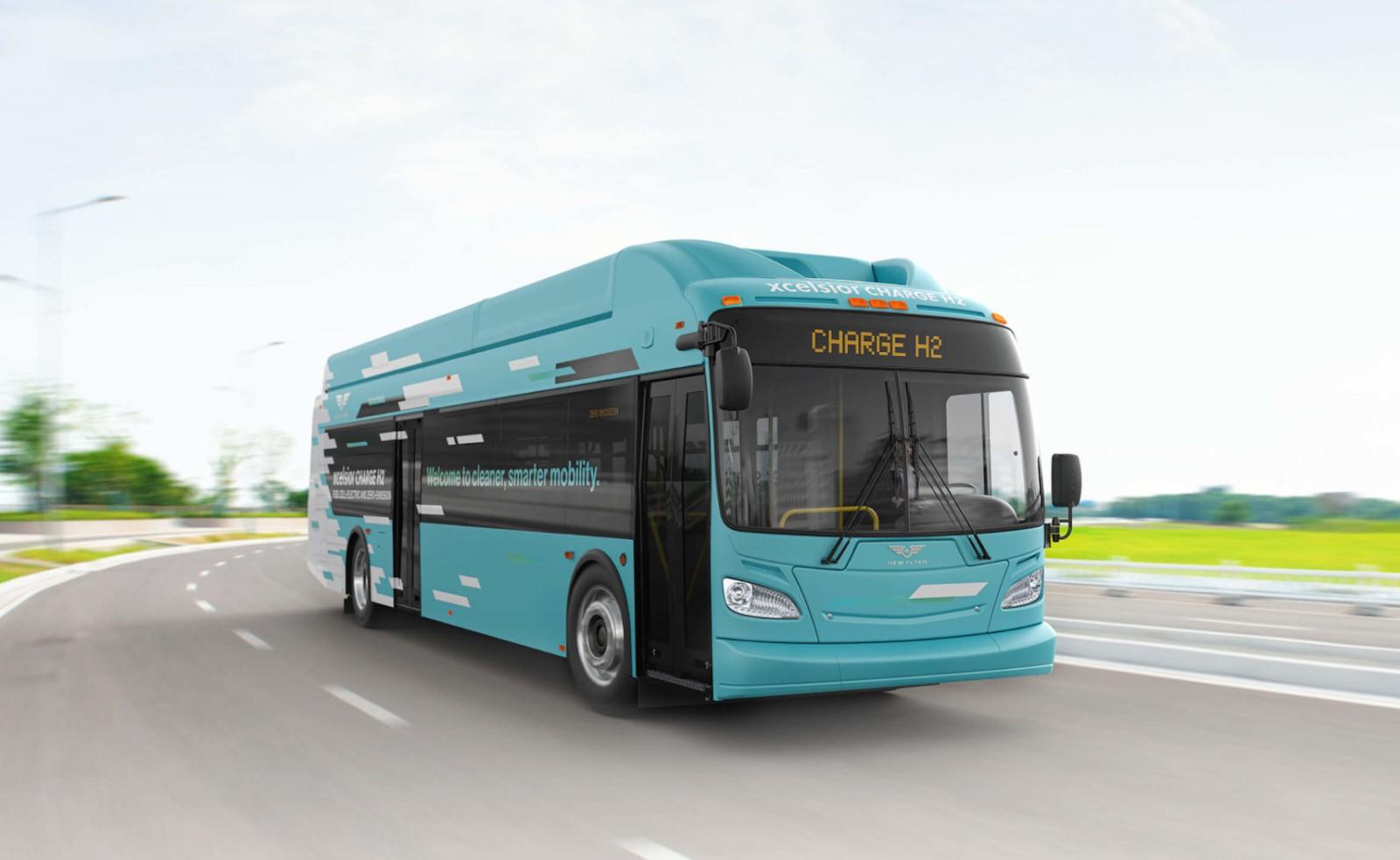 Mississauga hydrogen bus pilot moves forward; future depends on Ottawa