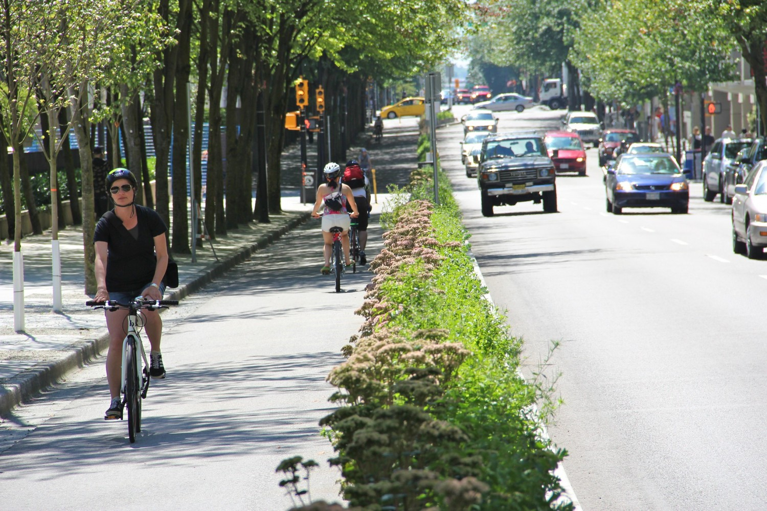 Mississauga investing in cycling as part of its COVID-19 recovery, despite dire financial projections