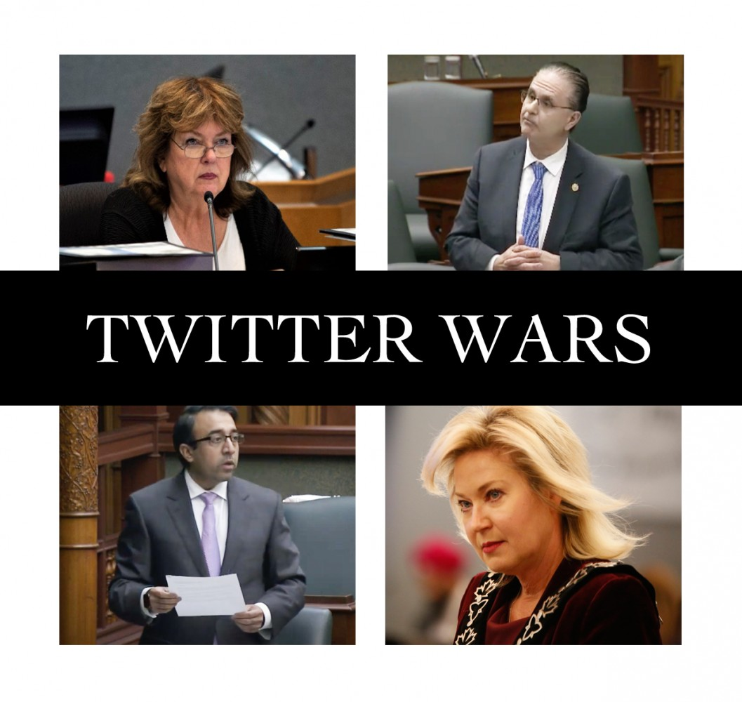 Mississauga politicians fall into the trap of social media