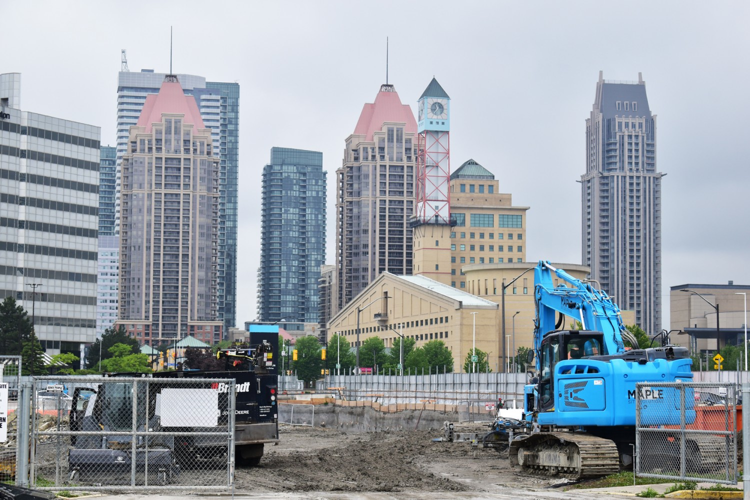 Mississauga seeks federal boost for its environmental retrofit plans