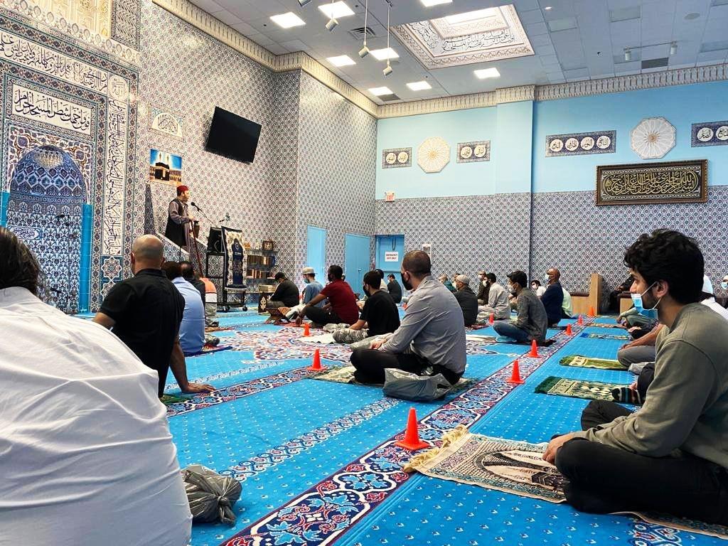 Muslim alliance around COVID-19 educates communities & dispels religious concerns over vaccine