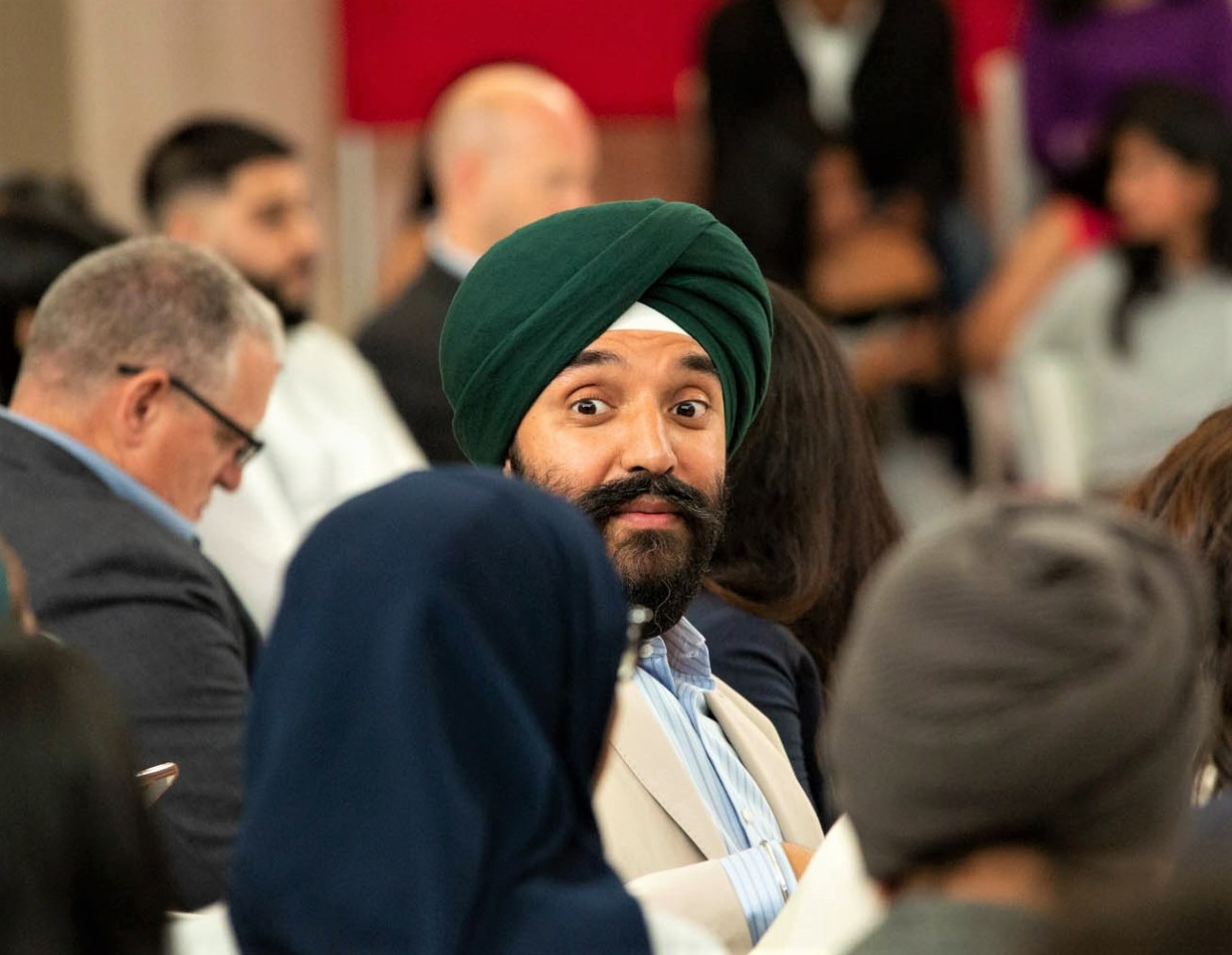 Navdeep Bains says family time is the reason he's walking away from politics