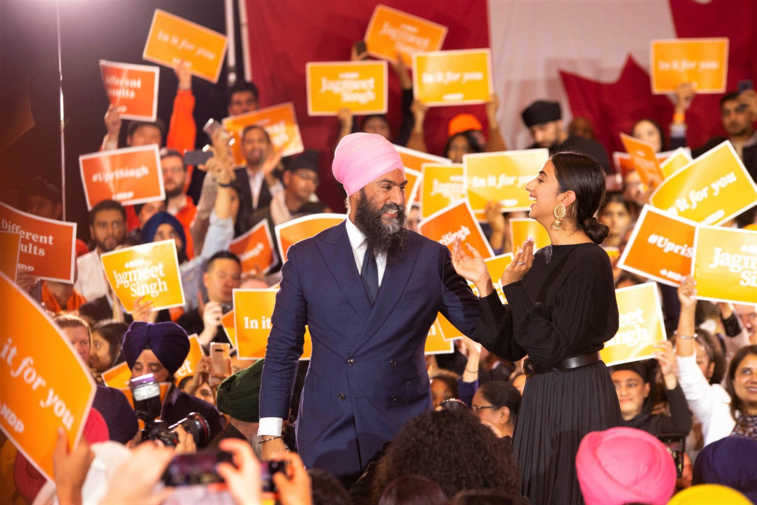 "NDP criticizes Liberal failures in Peel; refutes claim that Jagmeet Singh's promises are ""disingenuous"""