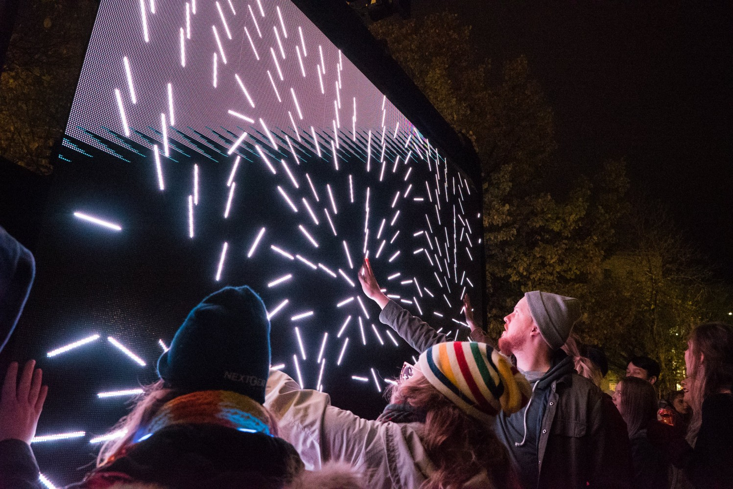 Nuit Blanche may be coming to Brampton in 2020