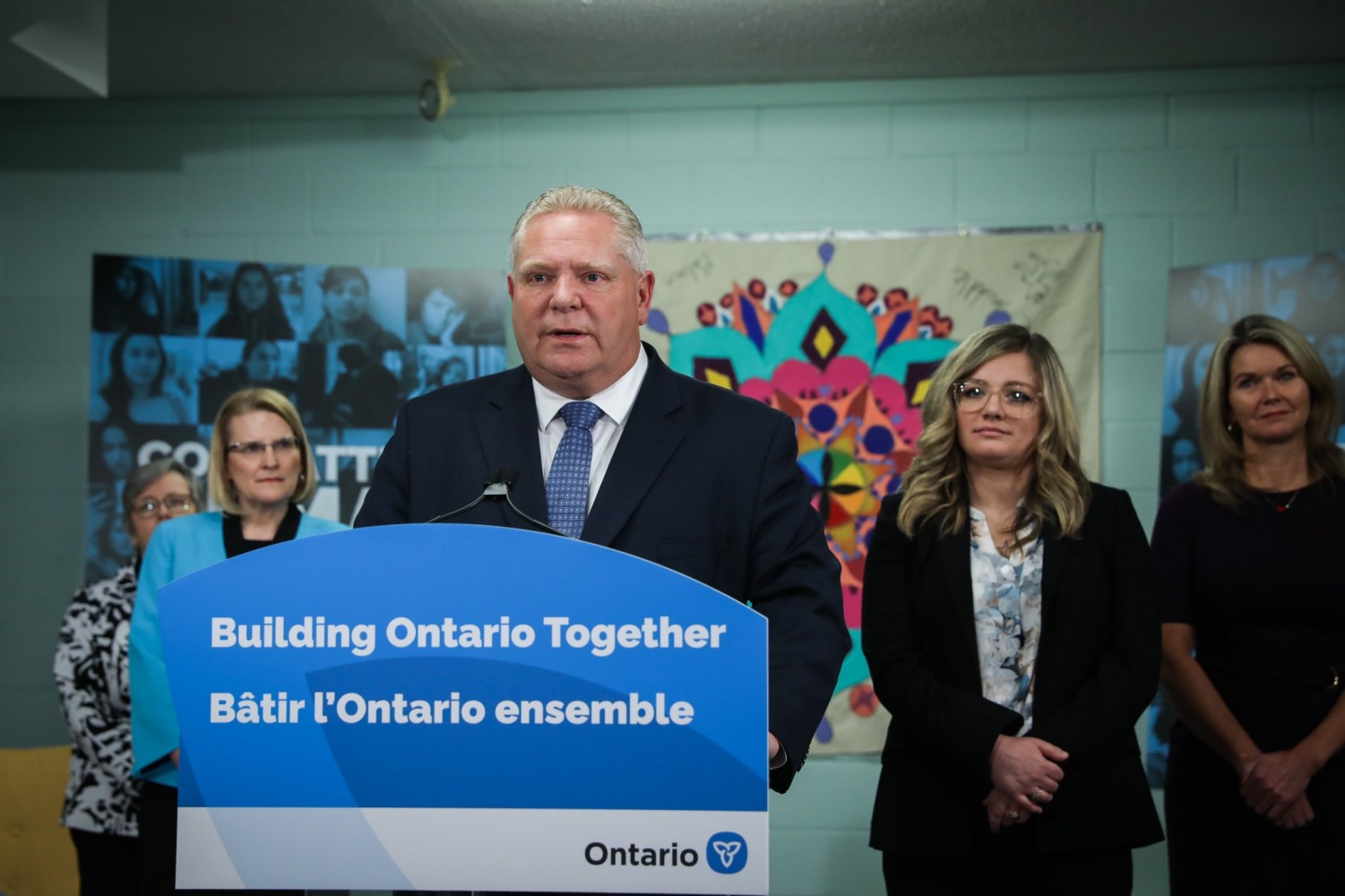 Ontario announces hundreds of millions in funding to help end human trafficking