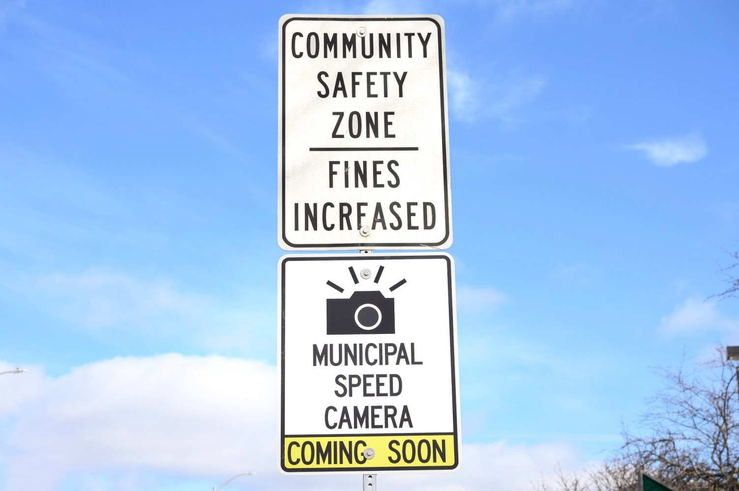 Overwhelmed court system means Brampton Council can't take advantage of its own photo radar plan