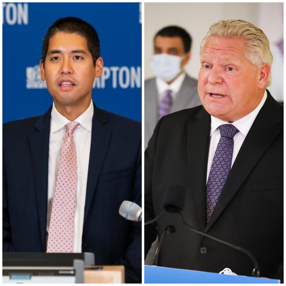 Pandemic divisions grow as Auditor General's report raises questions about who's taking the lead in Peel