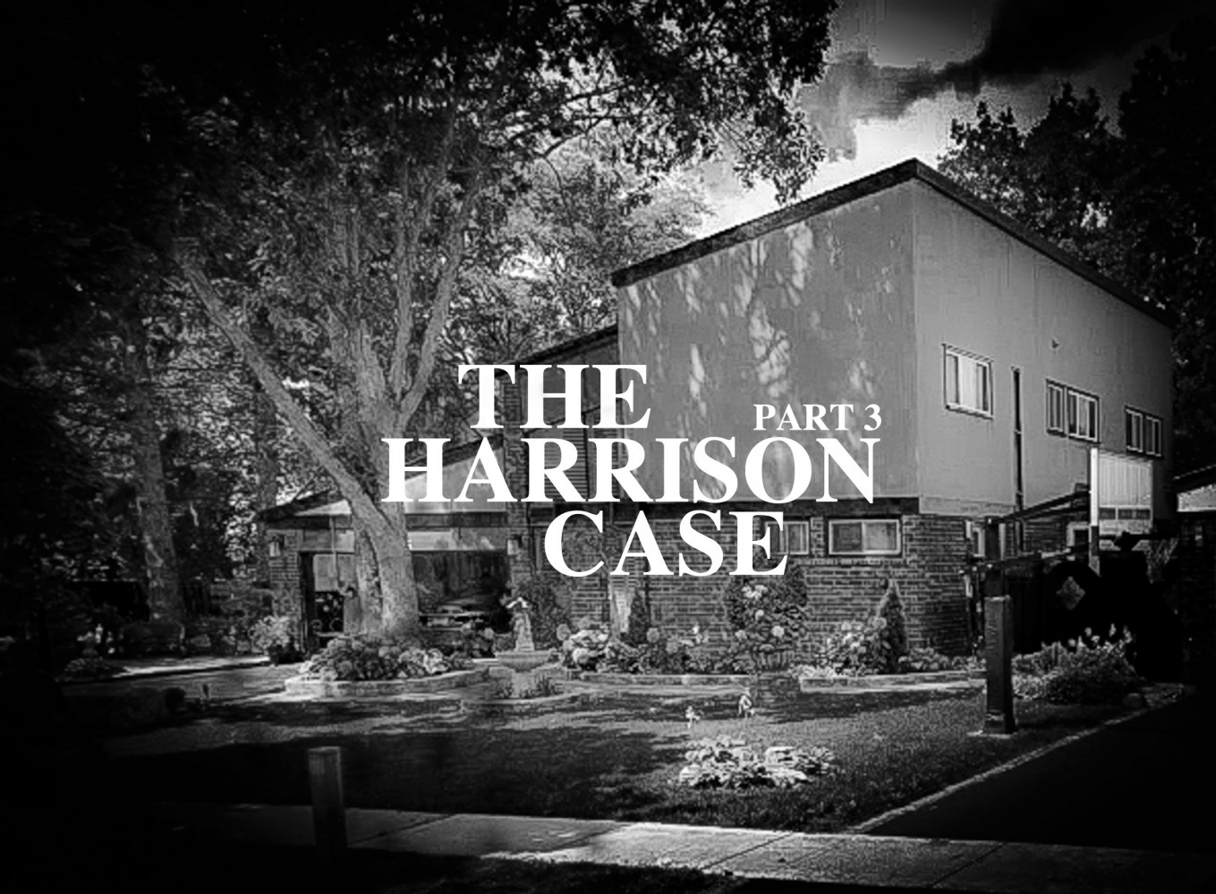 PART 3 - The Harrison murders: Peel police finally catch a killer, but expose their own failures