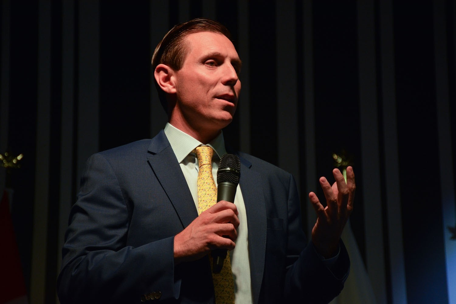 Patrick Brown uses common slur for Brampton, calls it 'Brown-town' but refuses to apologize