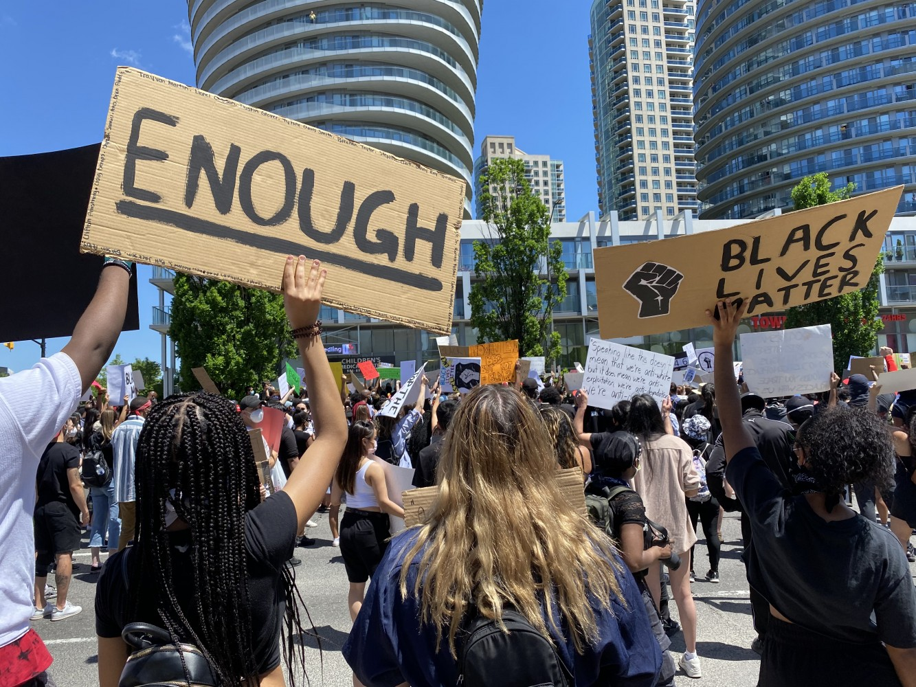 Peel Police launch questionnaire to address systemic racism; activists say the force already knows the answers