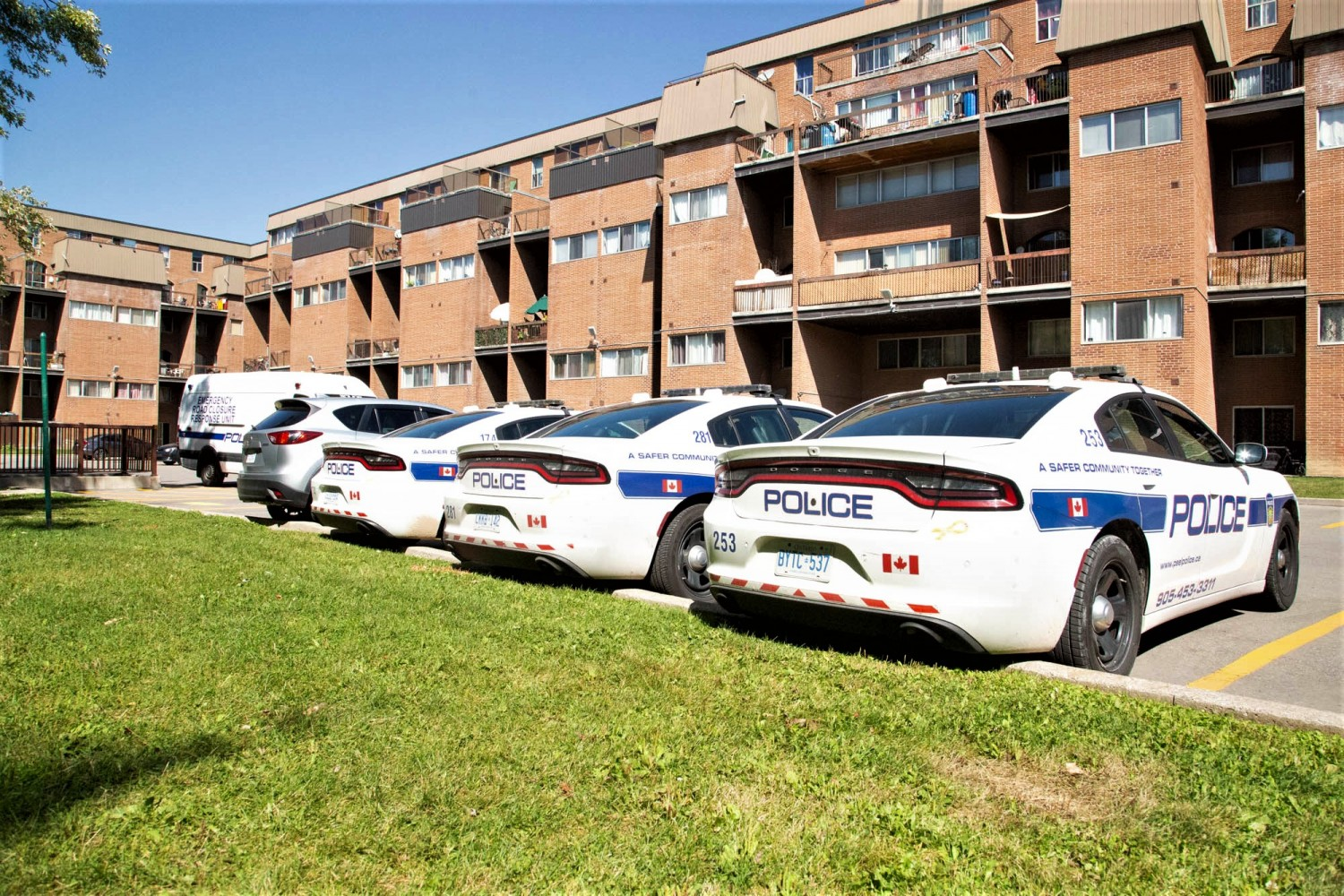 Peel saw an increase in gun crime yet again, while the illegal trade of street weapons thrives