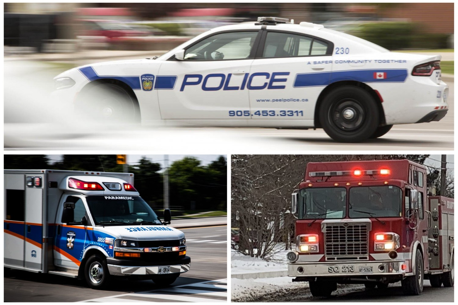 Peel tax dollars flow disproportionately to police, while fire and paramedics struggle