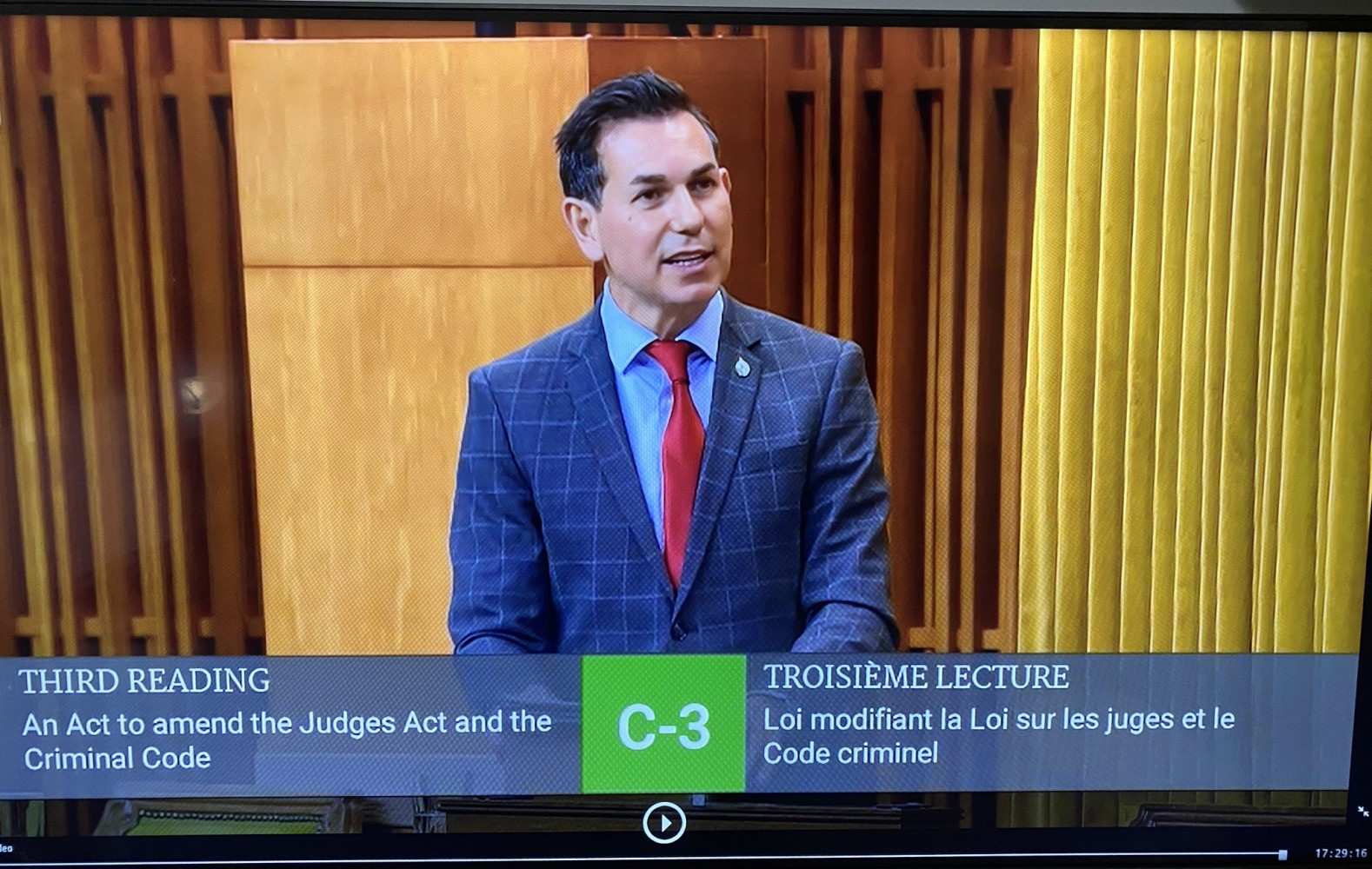 Peter Fonseca addressed the concerns of Mississauga East—Cooksville in House of Commons