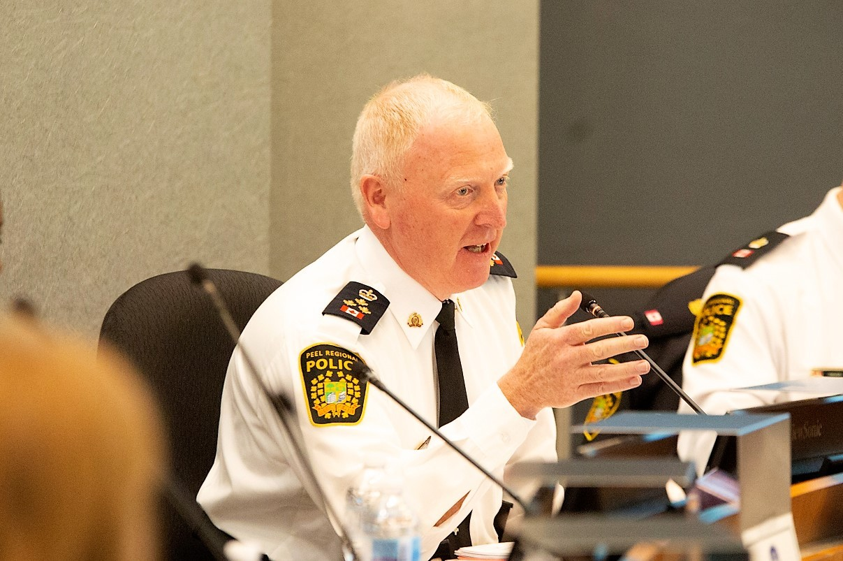 Police board slams Quebec's anti-diversity move, but says little about the force's own problems with discrimination