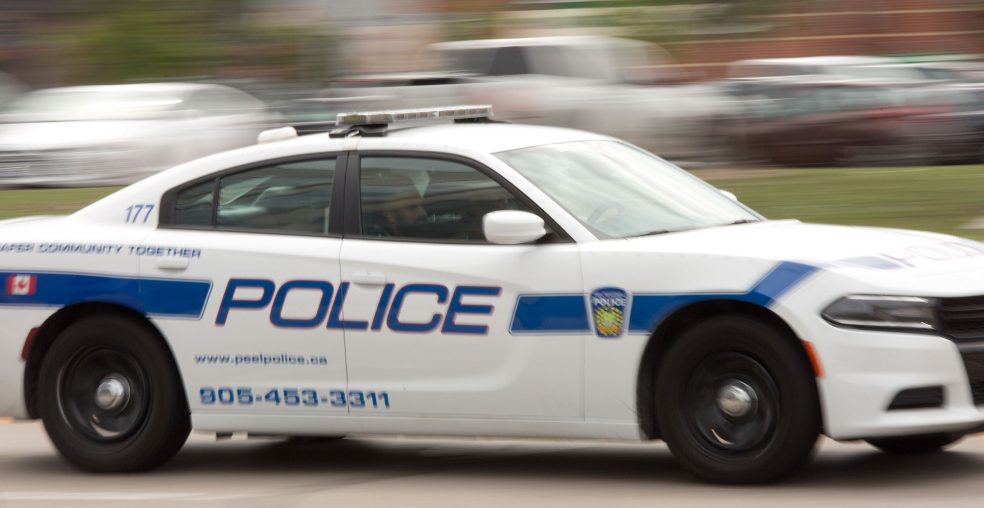 Poll shows public safety is a top issue for Brampton voters. Jeffrey and Brown fighting over who's toughest on crime