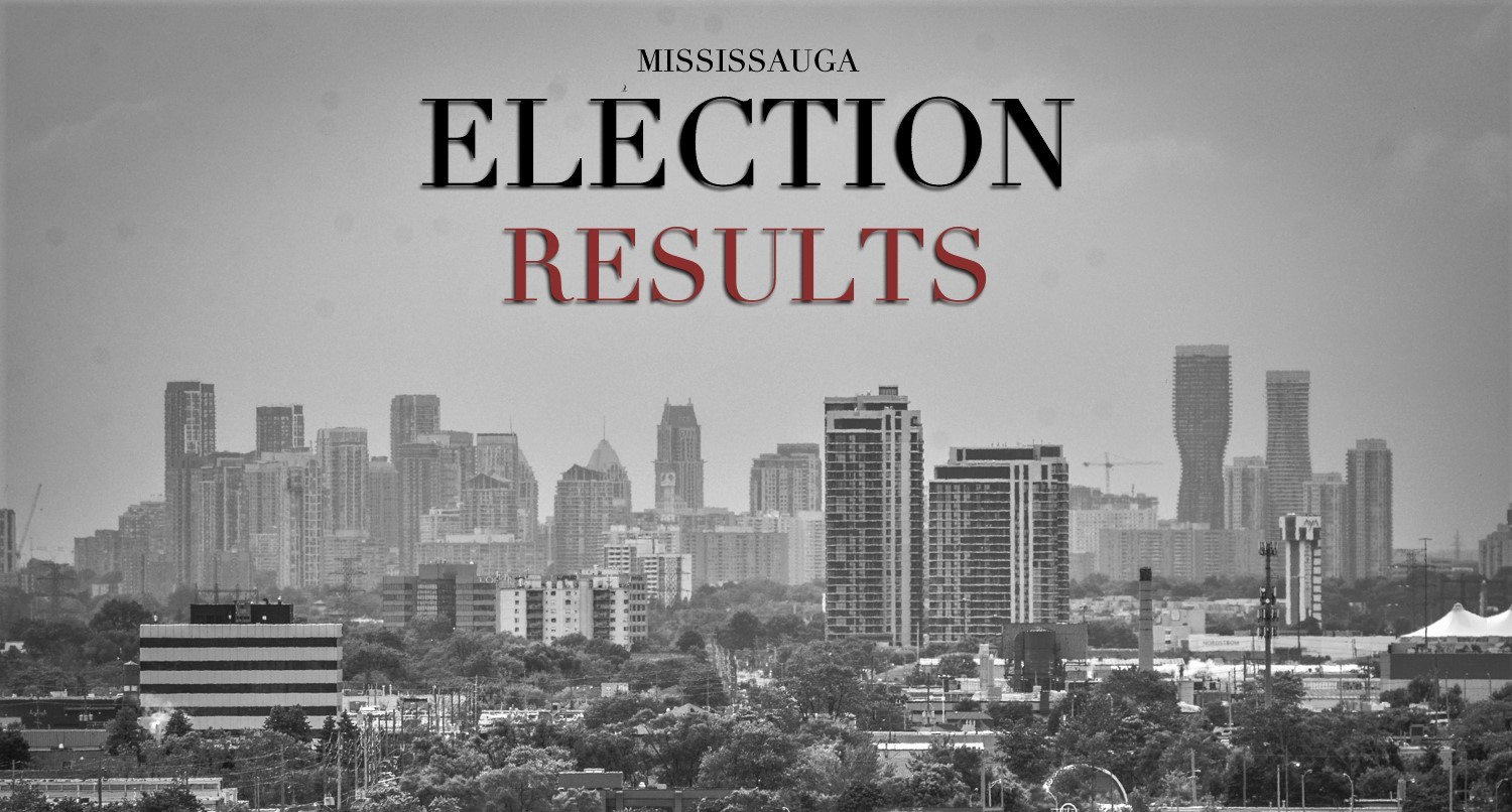 Polls botch predictions in Mississauga, Liberals win easily across the city