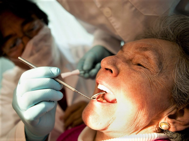Province's new dental care program for low-income seniors 'makes sense', will help ease'hallway healthcare'crisis