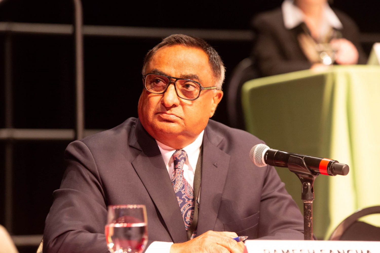 Ramesh Sangha says much with few words but ultimately fails to deliver for Brampton