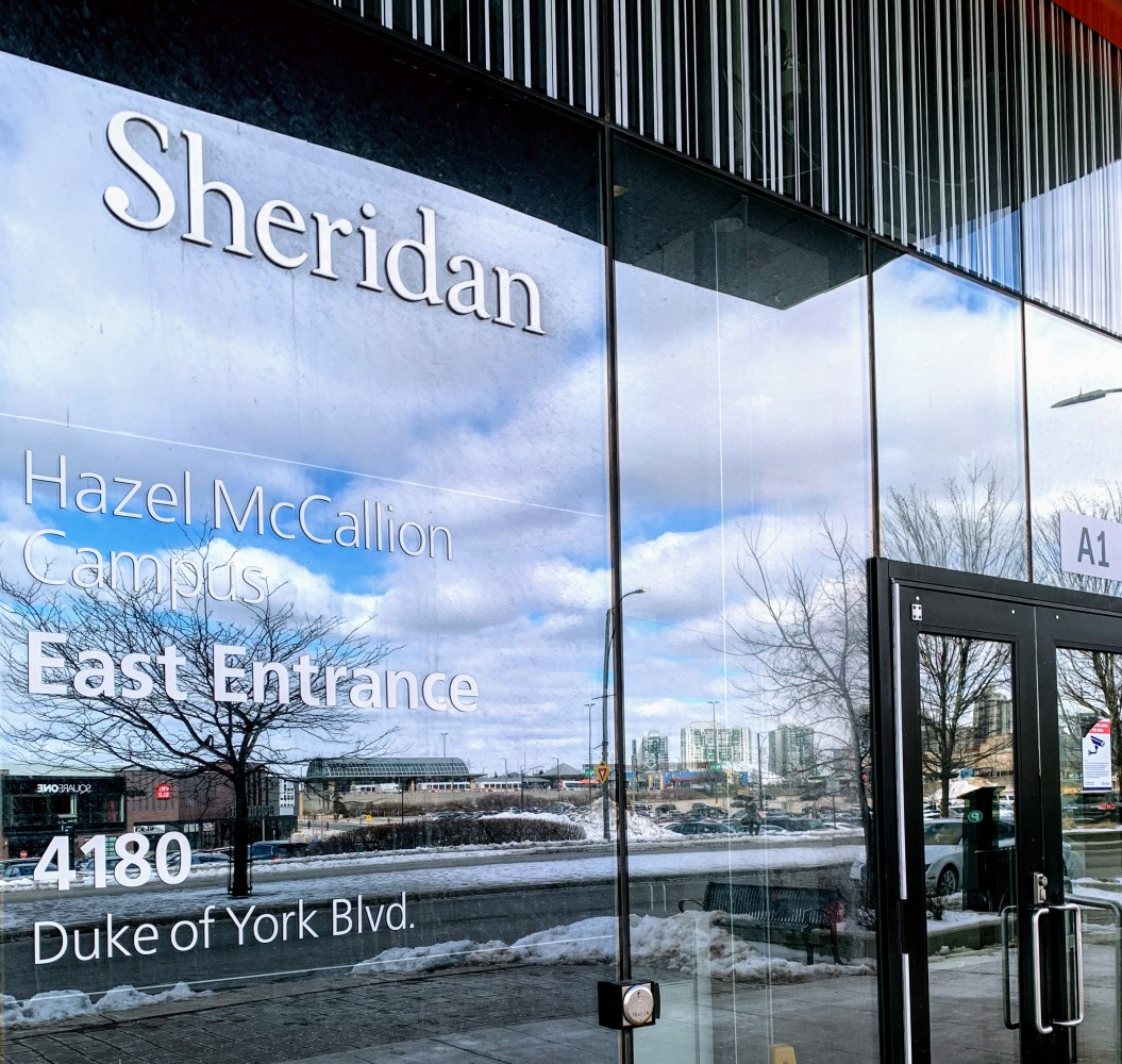 Sheridan ignoring questions about decision to make childcare students complete in-person training during lockdown