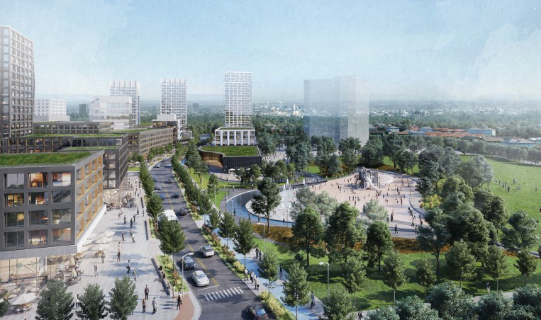 Shoppers World transformation into towering residential community ready for council consideration