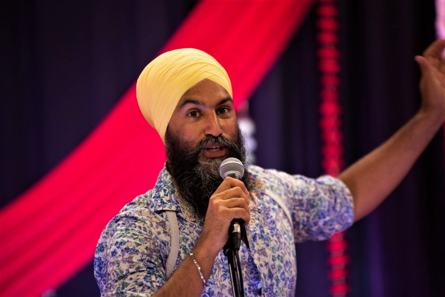 Singh's NDP finally completes slate of federal candidates in Mississauga after slow start