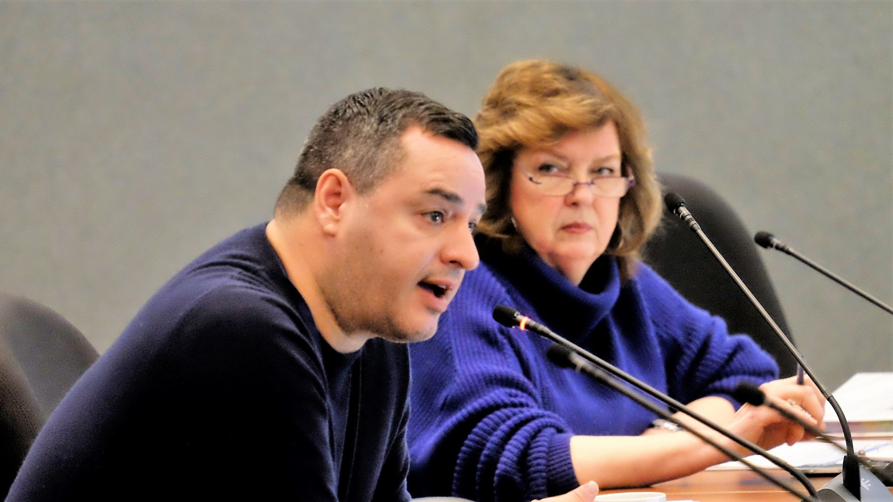 Sparks fly at inaugural meeting of region's Strategic Housing and Homelessness Committee