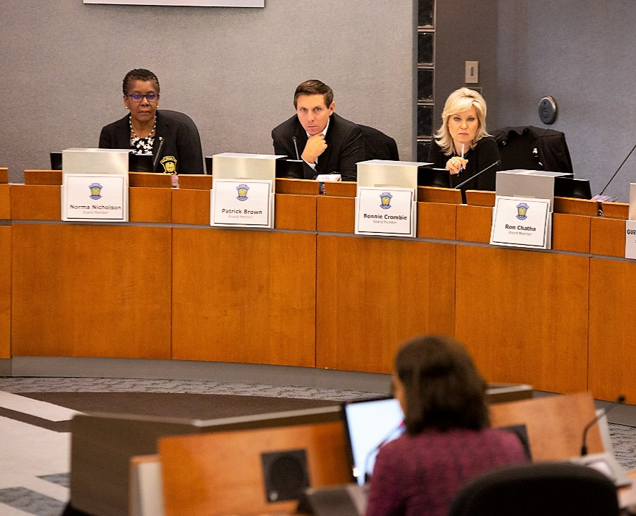 Students speak out on bias, carding and school resource officers at Peel police board meeting