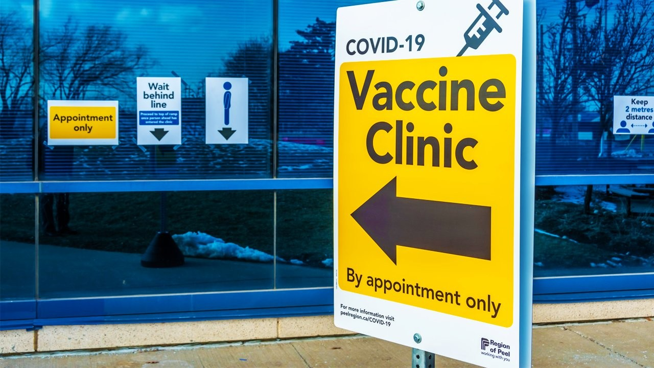 'The cost of inaction is simply too high': Peel pouring efforts into vaccine rollout as province locks down again