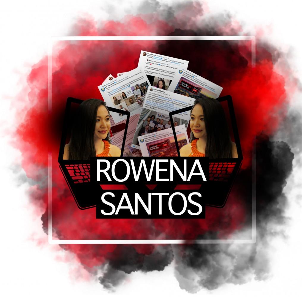 The online impersonation of local councillor Rowena Santos