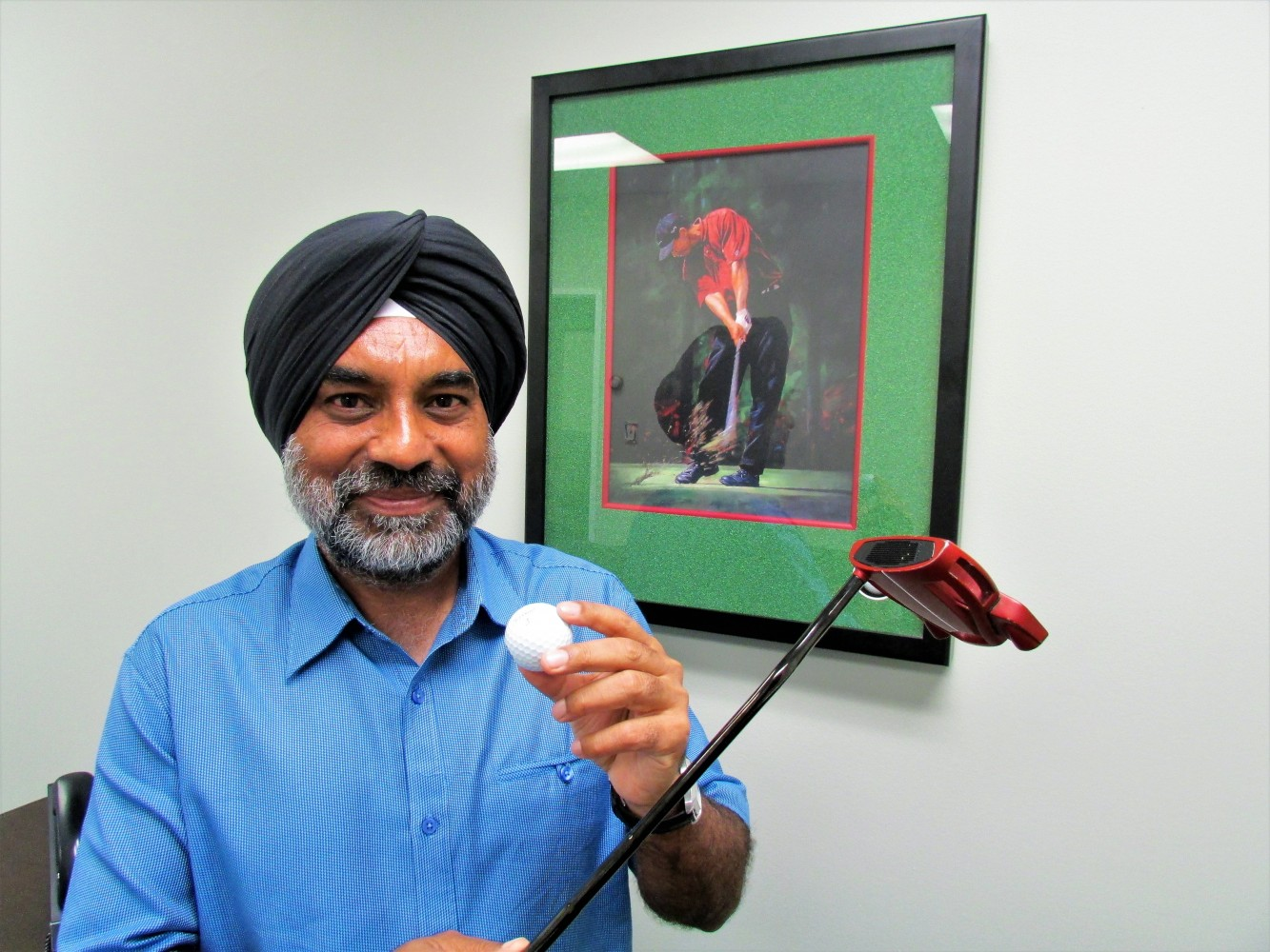 The PGA, the Punjabi Golfers Association, could help save the game