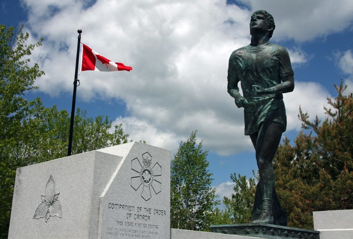 The run that captured the Canadian spirit four decades ago won't let a pandemic slow it down