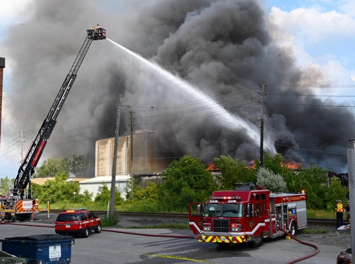 """These are things that have been ignored for decades"" — Union boss says investment is key for Mississauga's struggling fire service"