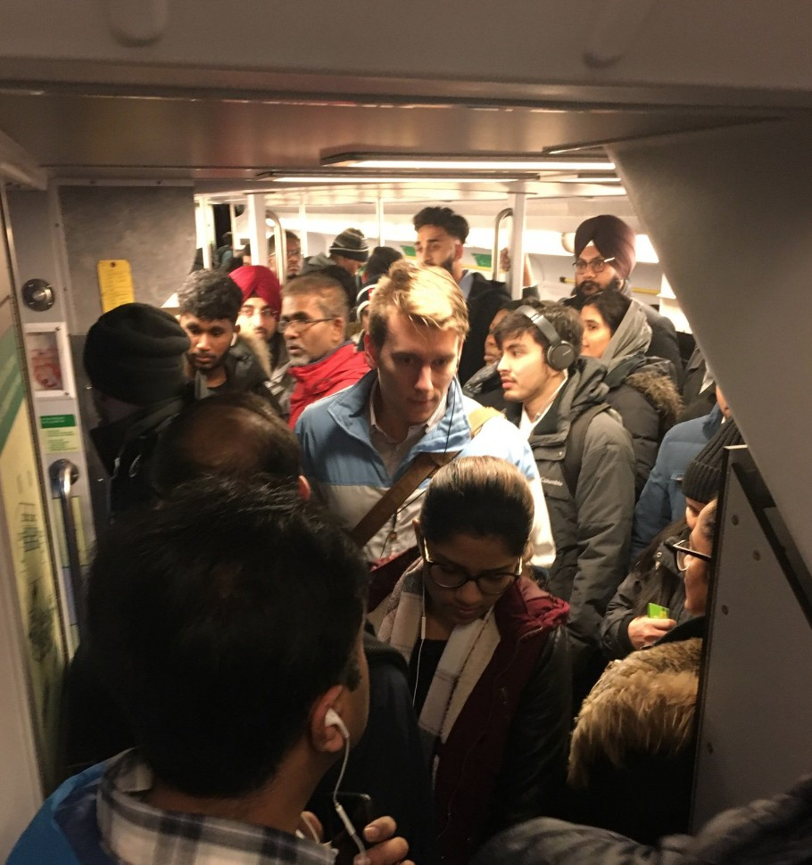 Transport minister apologizes for dangerous congestion, delays Brampton GO train commuters have suffered