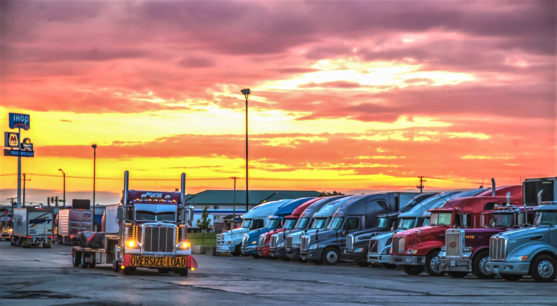 Truckers set to scour Ontario highways for signs of human trafficking