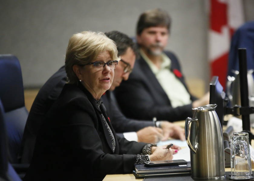 Update: Taxpayers on the hook forLinda Jeffrey's and departing councillors'rich retirement package