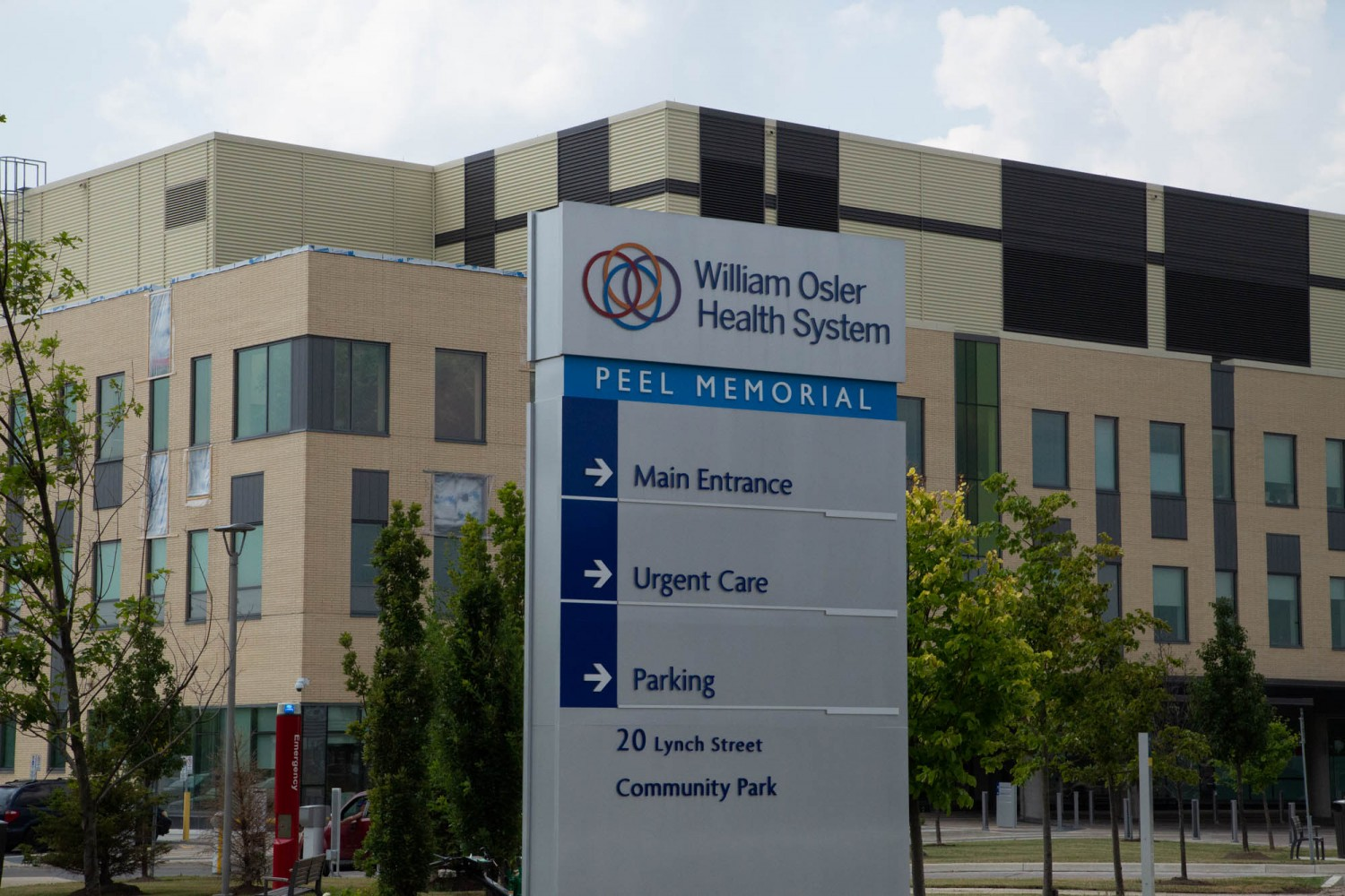 While anger mounts over Brampton's healthcare crisis Osler again delays proposal for Peel Memorial expansion