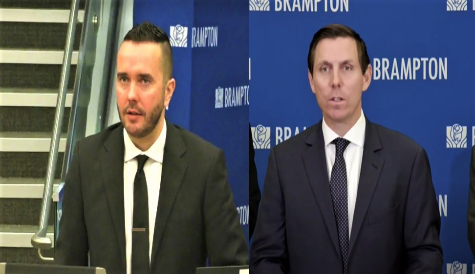 Why did Patrick Brown picksearch firm that recruiteddisgraced Niagara employees now at the heart of Brampton's ongoing corruption investigation?