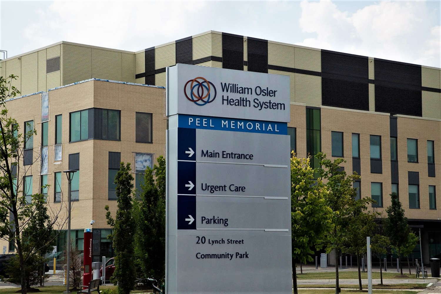 William Osler failed to report 700 positive cases from Brampton and Etobicoke testing centres