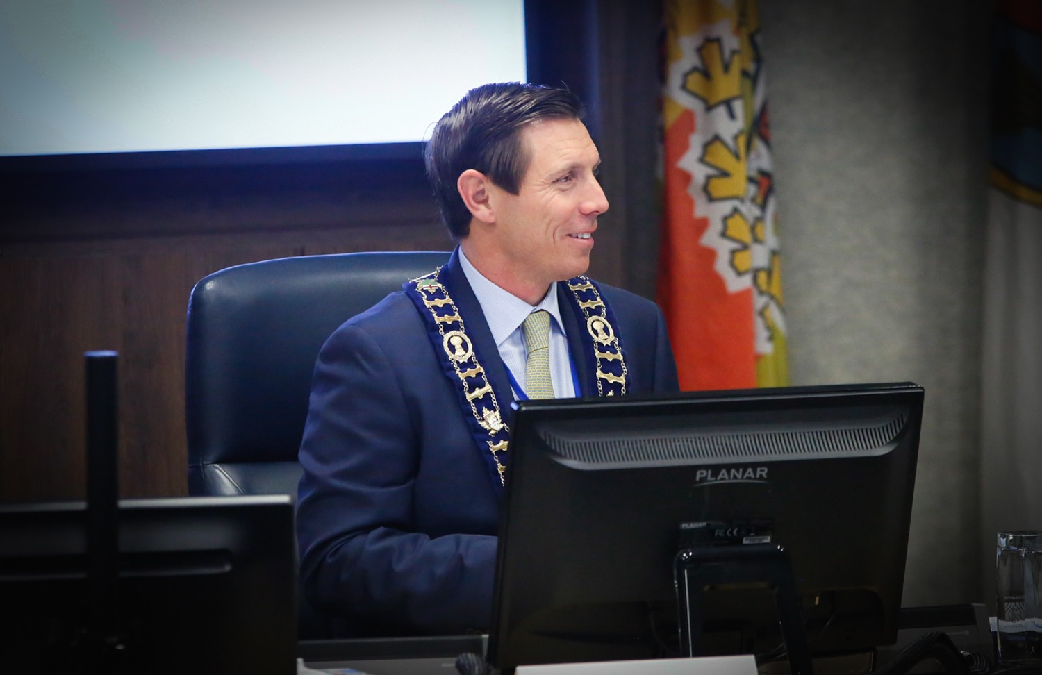 With one vote to go, Mayor Patrick Brown has his tax freeze for 2019